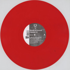 Theo Parrish / Mike Grant - Moods & Grooves Classics Volume 5