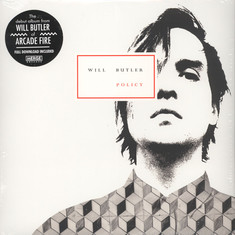 Will Butler of Arcade Fire - Policy