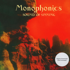 Monophonics - Sound Of Sinning Black Vinyl Edition