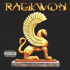 Raekwon - F.I.L.A. (Fly International Luxurious Art) Clear Gold Vinyl Edition