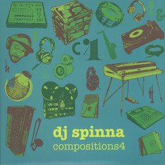 DJ Spinna - Compositions 4