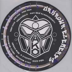 AKO 002 - Unknown Elements! Picture Disc 1 Of 4