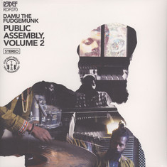 Damu The Fudgemunk - Public Assembly Volume 2 Black Vinyl Edition