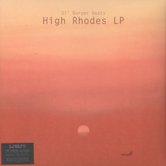 Ol' Burger Beats - High Rodes LP