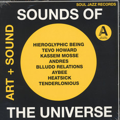 V.A. - Sounds Of The Universe - Art + Sound 2012-15 Volume 1 Part 1