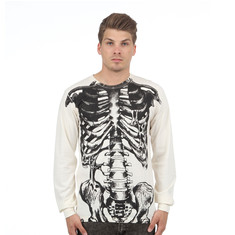 Gaslamp Killer, The - Bones Longsleeve