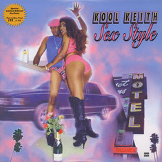 Kool Keith - Sex Style Pink & Blue Vinyl Edition