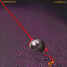 Tame Impala - Currents Colored Vinyl Edition