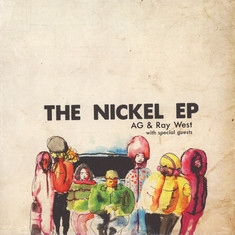 AG & Ray West - The Nickel EP
