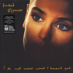 Sinead O'Connor - I Do Not Want What I Haven't Got