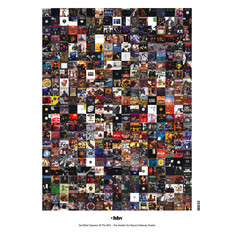 hhv.de - Certified Classics Of The 90s - The Golden Era Record Sleeves Poster