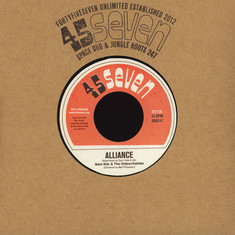 Sam KDC & The Untouchables - Alliance