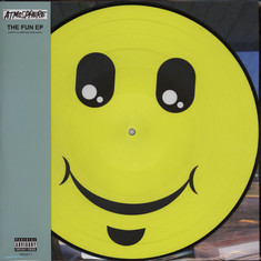 Atmosphere - The Fun EP: Happy Clown Bad Dub Eight Picture Disc Edition
