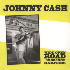 Johnny Cash - Wide Open Road: 1960-1962 Rarities