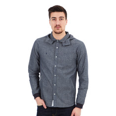 Diamond Supply Co. - Marquise Hooded Woven Shirt