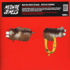 Run The Jewels (El-P + Killer Mike) - Meow The Jewels Limited Edition