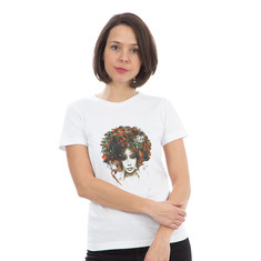 Yarah Bravo - Love Is The Movement Women T-Shirt
