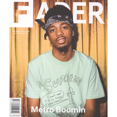 Fader Mag - 2016 - April / May - Issue 103