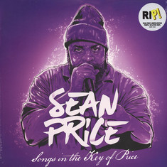 Sean Price - Songs In The Key Of Price Purple Splatter Vinyl Edition