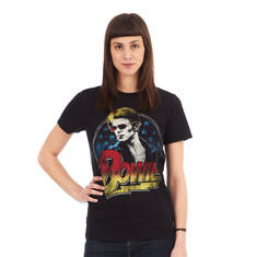 David Bowie - Smoking Women T-Shirt