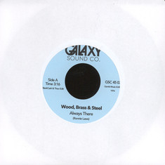 Wood, Brass & Steel / Seaquence - Always There / Disco Thing