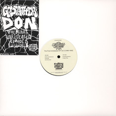 Godfather Don - The Final Unreleased EP Volume 2 1989-1992