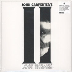 John Carpenter - Lost Themes II Black Vinyl Edition