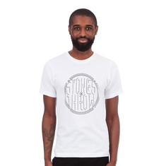 Stones Throw - Stencil Logo T-Shirt
