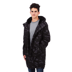 Cheap Monday - Cage Camo Parka