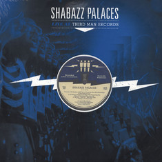 Shabazz Palaces - Third Man Live