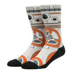 Stance x Star Wars - BB8 Socks