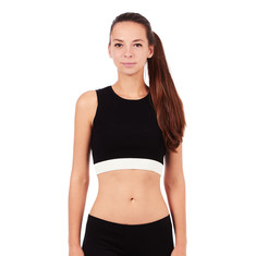 Reebok - DC Fully Fashioned Crop Top