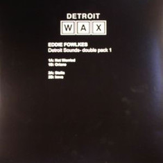 Eddie Fowlkes - Detroit Sounds - Double Pack 1