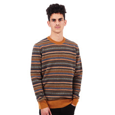 Barbour - Easton Fairisle Crewneck Sweater