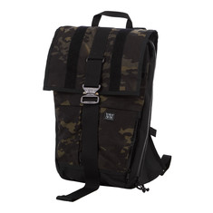 Mission Workshop - The Rambler - Black Camo Backpack