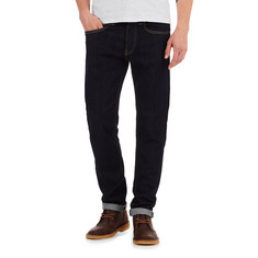 Edwin - ED-80 Slim Tapered Pants CS Red Listed Selvage Denim, 10.5oz
