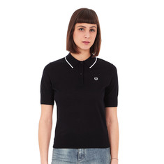 Fred Perry - Knitted Fred Perry Shirt