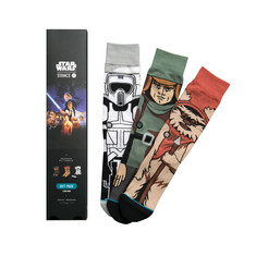 Stance x Star Wars - Return Of The Jedi Box Set (3 Pair of Socks)