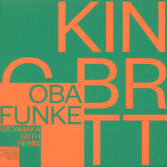 King Britt presents Oba Funke - Uzoamaka Love Over Entropy & SBTH Remixes