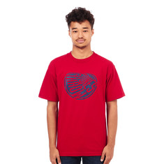Stones Throw - Melted Logo T-Shirt