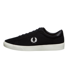 Fred Perry - Spencer Herringbone Knit Suede