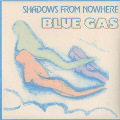 Blue Gas (Celso Valli) - Shadow From Nowhere Black Vinyl Edition