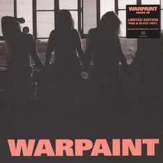 Warpaint - Heads Up Colored Vinyl Edition