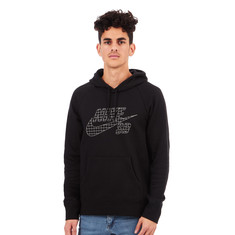 Nike SB - Icon Grid Fill Pullover Hoodie