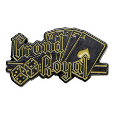 Beastie Boys - Grand Royal Enamel Pin