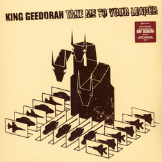 King Geedorah - Take Me To Your Leader Red Vinyl Edition