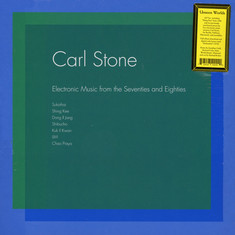Carl Stone - Electronic Music From The Seventies And Eighties