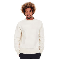 Champion - Crewneck Reverse Weave Enzyme Washed Sweatshirt