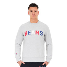 Champion x Beams - Crewneck Sweatshirt