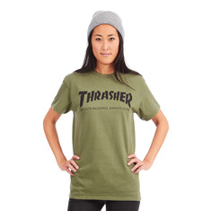 Thrasher - Women's Skate Mag T-Shirt